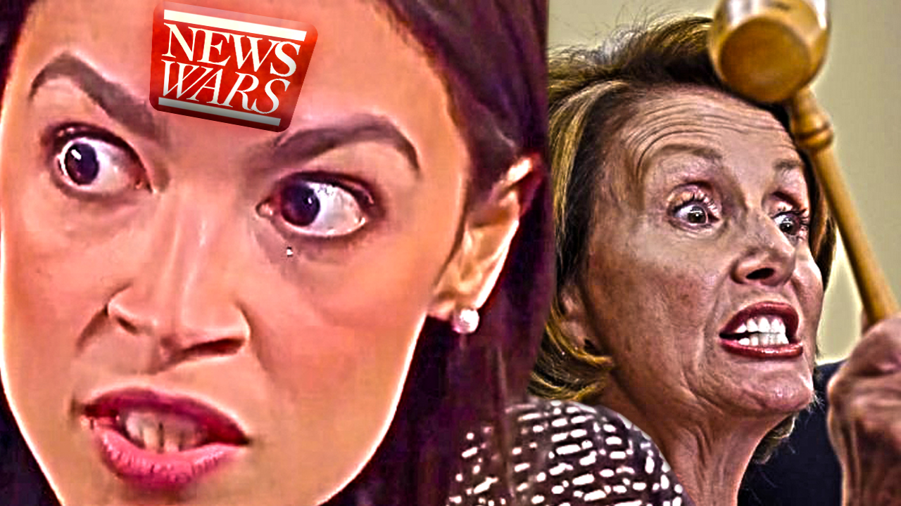 AOC Turns On The Democratic Party In Race Based Bloodbath